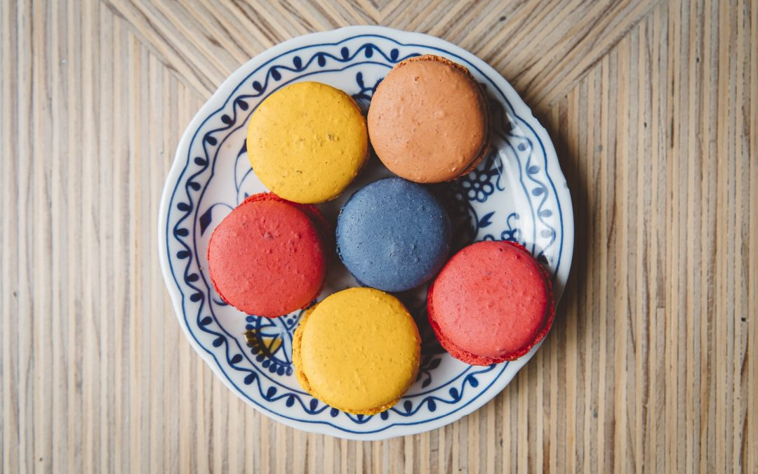 Leer thuis macarons bakken met Estée: met de Culi Kit en livestream ben jij binnen no-time macaron pro!