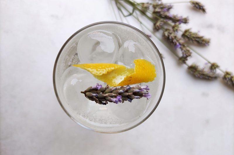 Lavendelsiroop