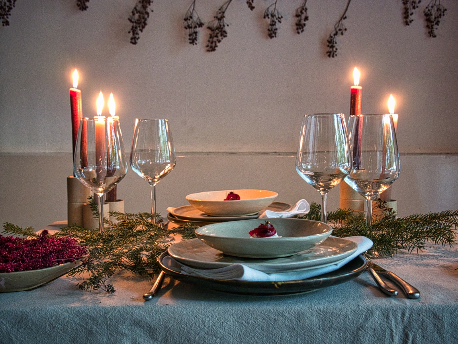 Kerst menu